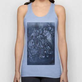 Hybrid Sea Creature Lovage Unisex Tank Top