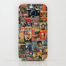 Monsters  |  Collage Galaxy S6 Slim Case