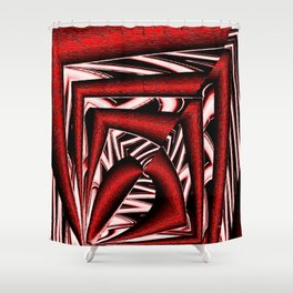 Elegance Power.... Shower Curtain