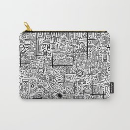 Tiny Doodles Carry-All Pouch