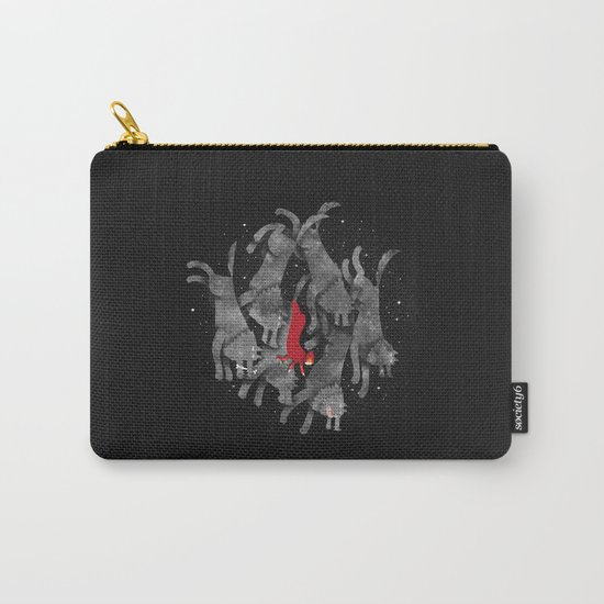 Run with the pack Carry-All Pouch