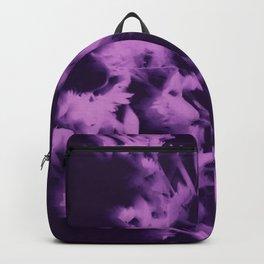 botanical - ultra violet Backpack
