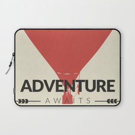 Your Adventure Awaits Laptop Sleeve