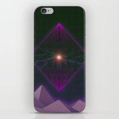 Neon Big Bang iPhone & iPod Skin