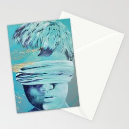 Visual Silence Stationery Cards