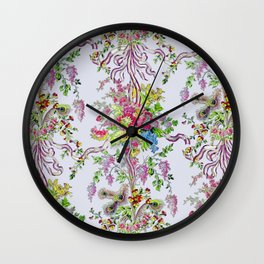 Marie Antoinette's Boudoir Wall Clock