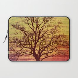 Bare Tree Vintage Laptop Sleeve