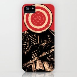 SHOOT! iPhone Case