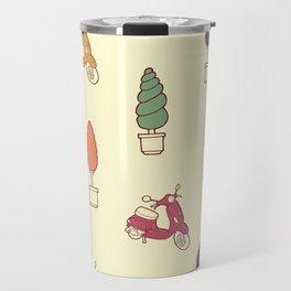 Scooters Travel Mug
