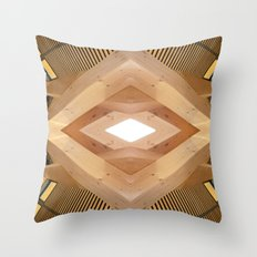 Architecture III Throw Pillow