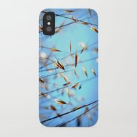 grass iPhone & iPod Cases featuring grass by  Agostino Lo Coco