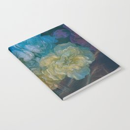 Vintage Still Life Bouquet Painting Notebook