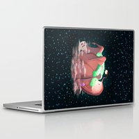 mother Laptop & iPad Skins featuring Mother by Seez