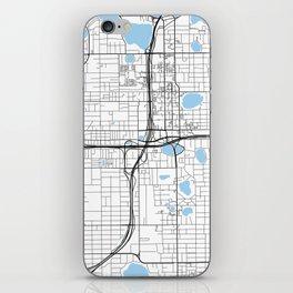 City of Orlando, Florida iPhone Skin