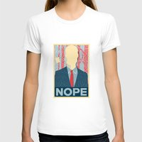 nope T-shirts featuring Nope by DandyBerlin