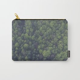 FOREST - TOP - VIEW - PHOTOGRAPHY Carry-All Pouch