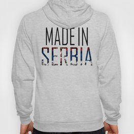 Made In Serbia Hoody