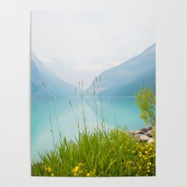 Beauty of Lake Louise Poster
