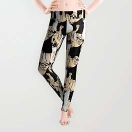 Trash Man Leggings