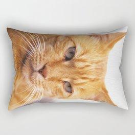 Pissed Ginger Rectangular Pillow