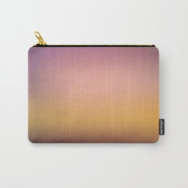 Sunset Gradient 10 Carry-All Pouch
