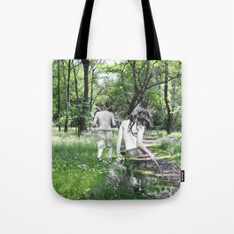 To Christiane Rochefort with Love Tote Bag