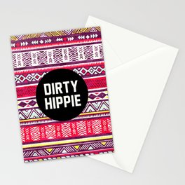 Dirty Hippie Stationery Cards
