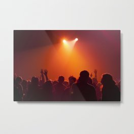 Another Kind of Worship Metal Print