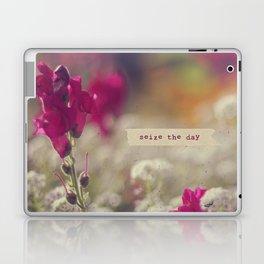 Seize the Day Laptop & iPad Skin