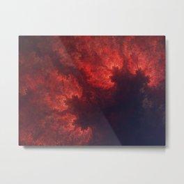Magma Metal Print