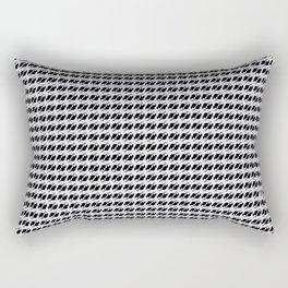 Corvo's Ratstooth Rectangular Pillow