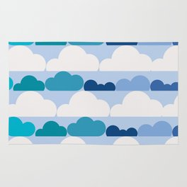 Simply Clouds Rug