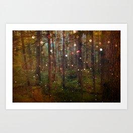 Midsummer Night's Dream Art Print