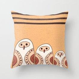 Owl you need Throw Pillow