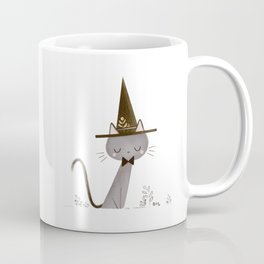 Little Grey Coffee Mug