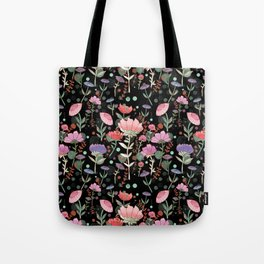 Wilderness Pattern Tote Bag