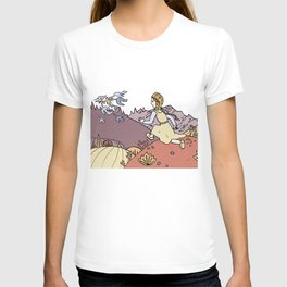 The Magic Swan Geese T-shirt