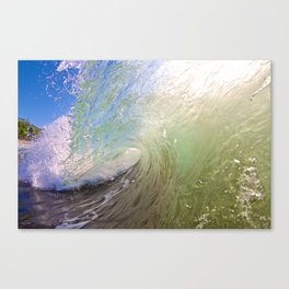 The Tube Collection p12 Canvas Print