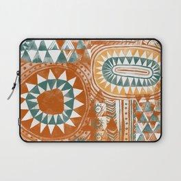 Tribal Bohemian Mosaic Laptop Sleeve