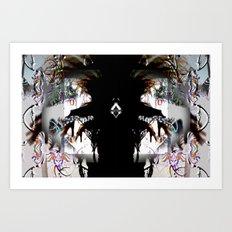 Blending modes 2 Art Print