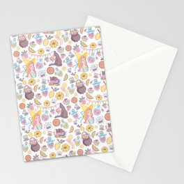 Witchy Summer Stationery Cards
