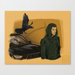 Ronan Canvas Print