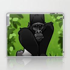 Silverback Gorilla Laptop & iPad Skin