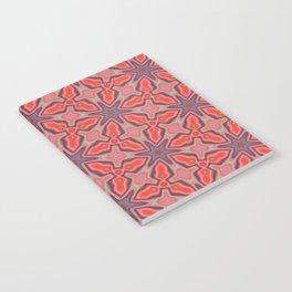Summer Splash - Coral Notebook
