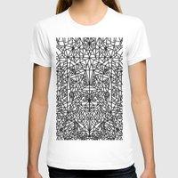 matrix T-shirts featuring triangular matrix by westchestrian_art