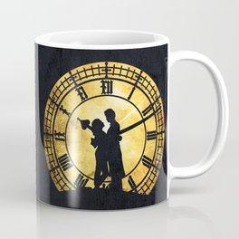 Through Time and Space Coffee Mug