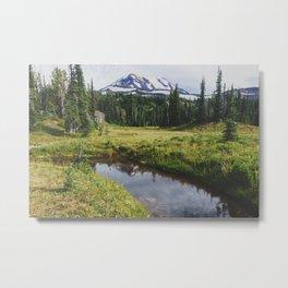 Mt Adams & Killen Creek - Pacific Crest Trail, Washington Metal Print