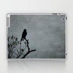 Majestic Crow Laptop & iPad Skin