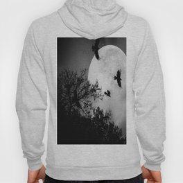 Haunting Moon & Trees Hoody