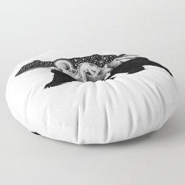 THE NIGHT HUNT Floor Pillow
